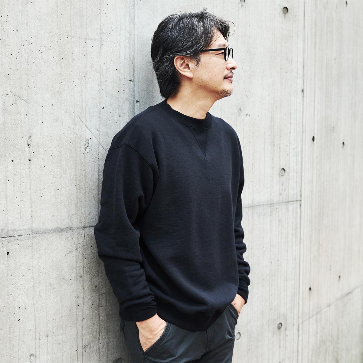 ファンにはたまらない一枚。現代の染色技術で生まれた新色「ブラック」をMade in Japanで。先行予約特典付きの「トレーニングシャツ」|A.G. Spalding & Bros