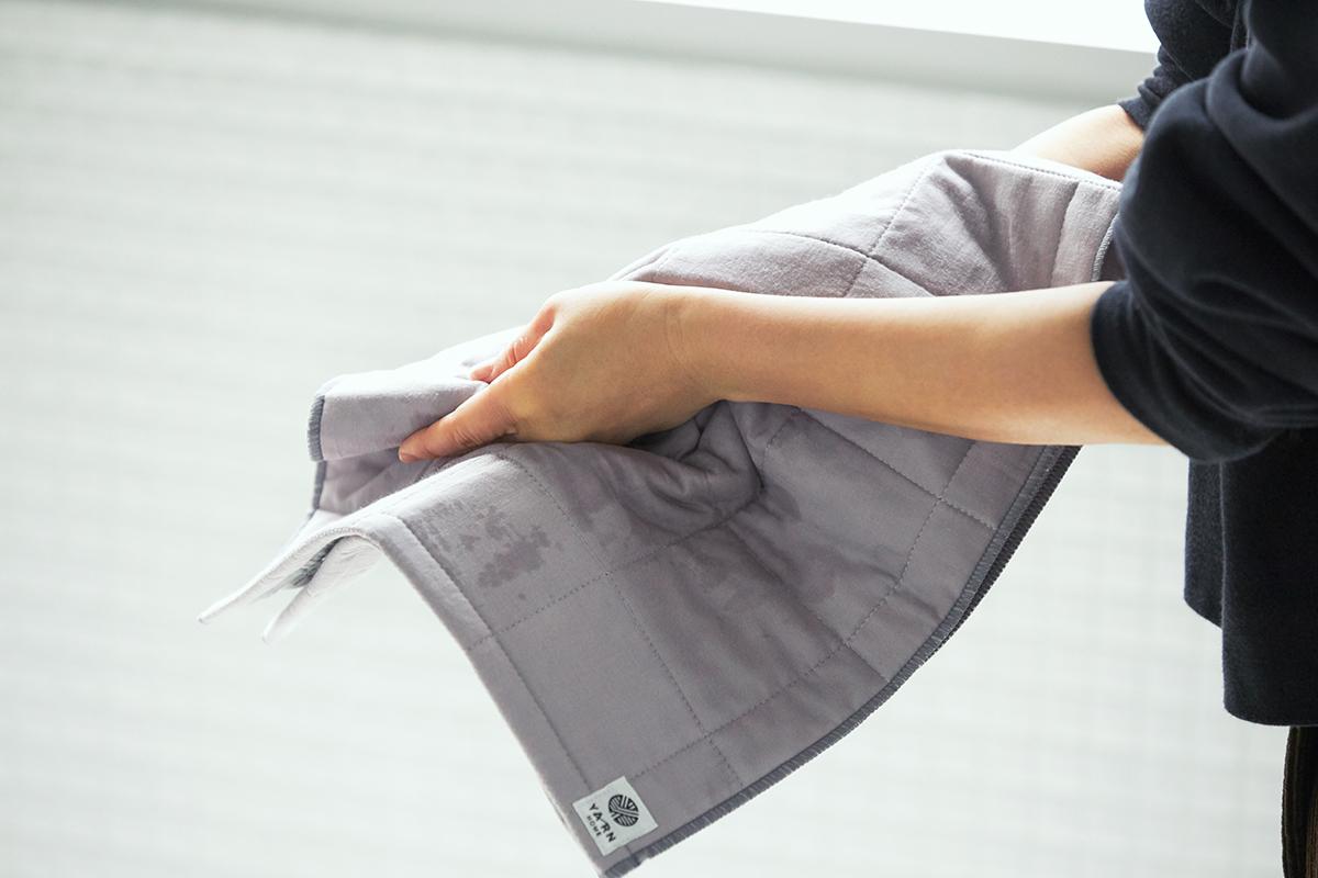 タオルは、洗いたての無防備な肌に直接肌に触れる布だから、幸せを感じられる質の高いものがいい。サウナ・風呂好きだからこそ、タオルにも妥協したくない。おすすめのタオル|YARN HOME UKIHA(ヤーンホーム ウキハ)