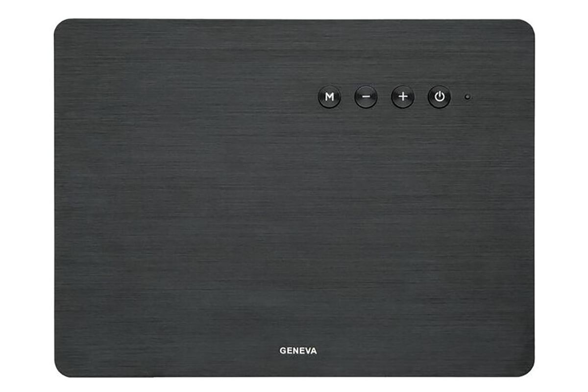 バウハウスムーブメントによるデザイン、操作も簡単な高音質なサラウンドスピーカー《Acustica Lounge》|GENEVA