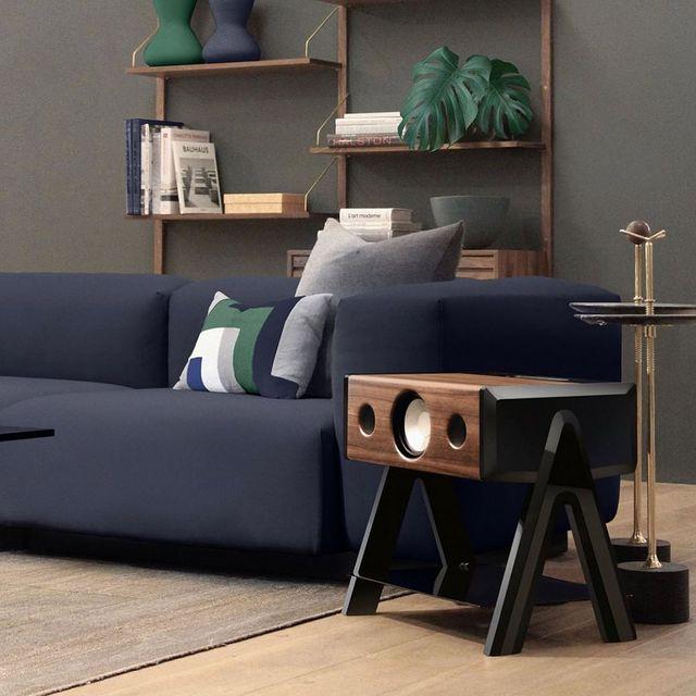 音づくり80年、音響一家のスピーカー。美しい家具のような高級スピーカー・オーディオ家具|La Boite Concept CUBE(ラ ボアット コンセプト キューブ)
