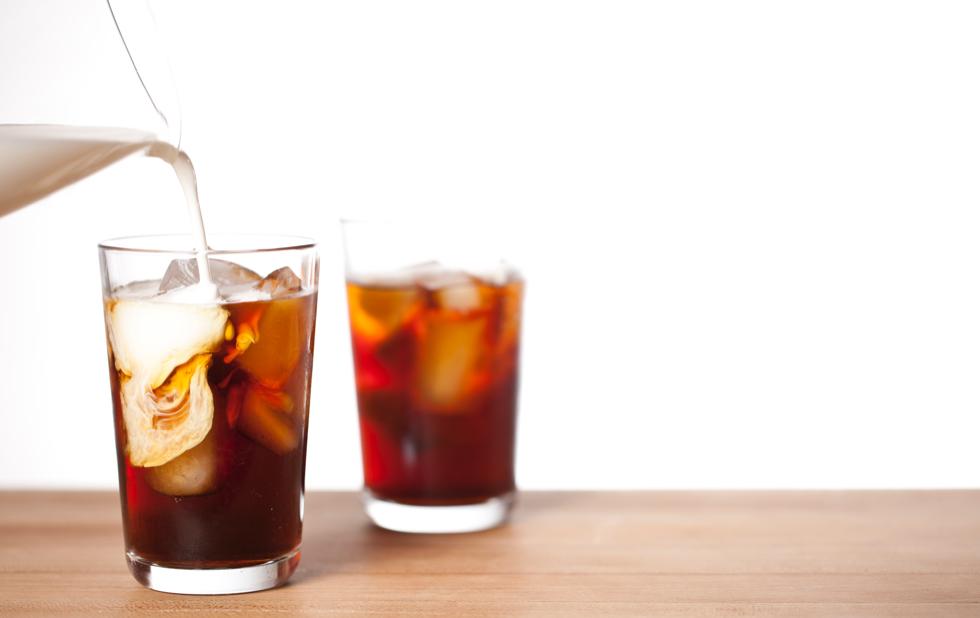 ミルクとの相性も抜群のスロードリップ式のコールドブリューコーヒー(水出しコーヒー)
