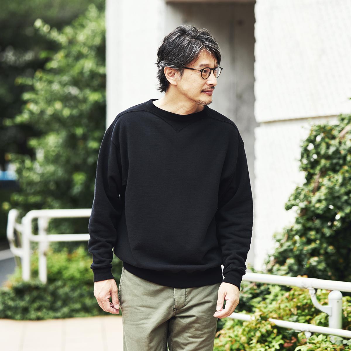 ファンにはたまらない一枚。現代の染色技術で生まれた新色「ブラック」をMade in Japanで。先行予約特典付きの「フットボールシャツ」|A.G. Spalding & Bros