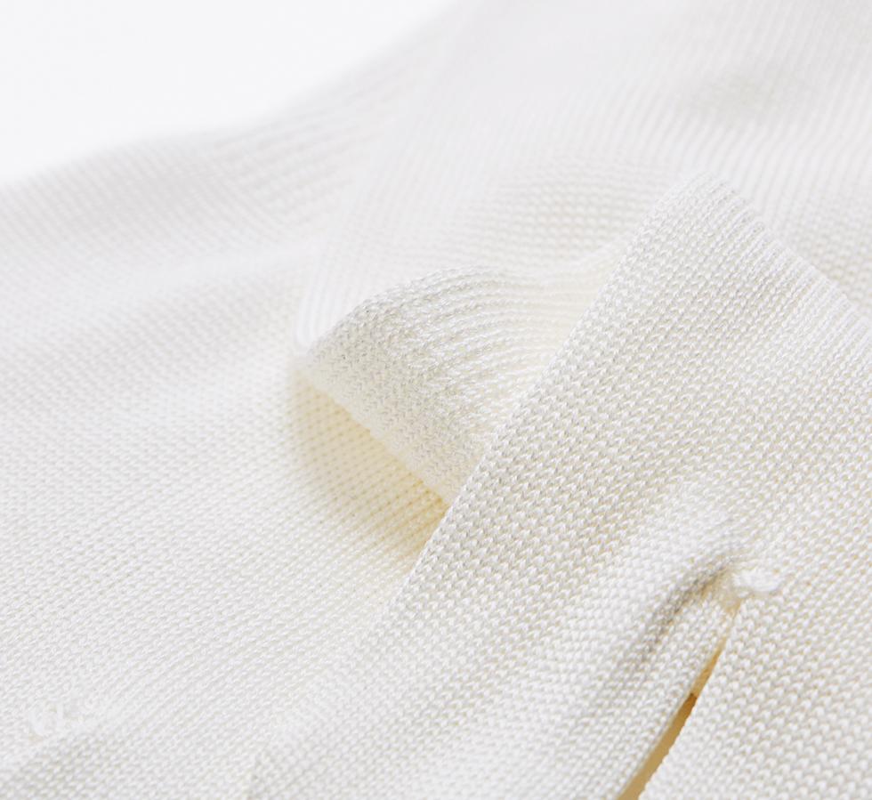 温活・冷え対策、美肌ケアも期待できるシルクの靴下