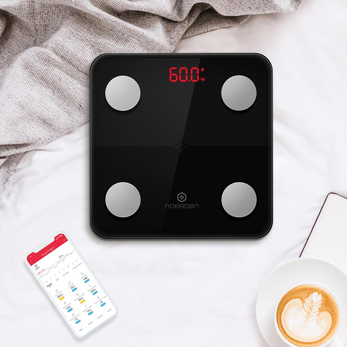 体型や健康が気になる、ダイエットも運動も続かない人におすすめ、楽しく続けられる「スマート体重計」|MINIMI(ミニミ)