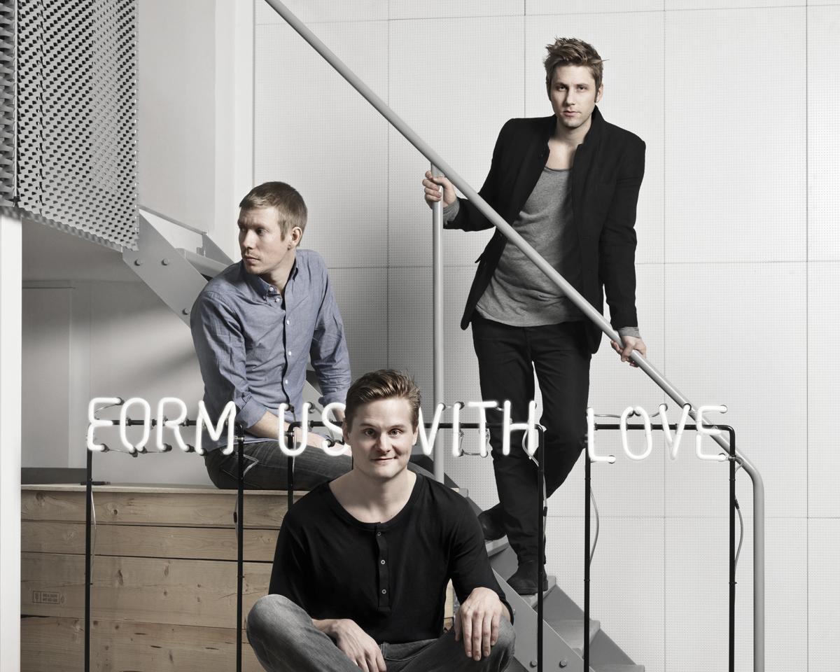 北欧・スウェーデンのデザイナー「Form Us With Love」|DESIGN STOCKHOLM(Work Lamp)