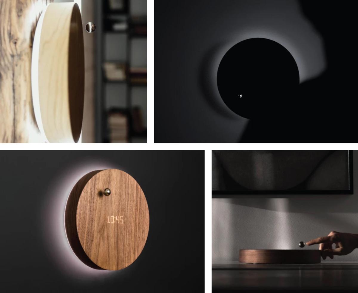 磁力という目には見えない力に操られて、ふわりと浮遊する時の球体。24時間という概念を超え、過去も未来も味わえる、まったく新しい時計|Flyte STORY