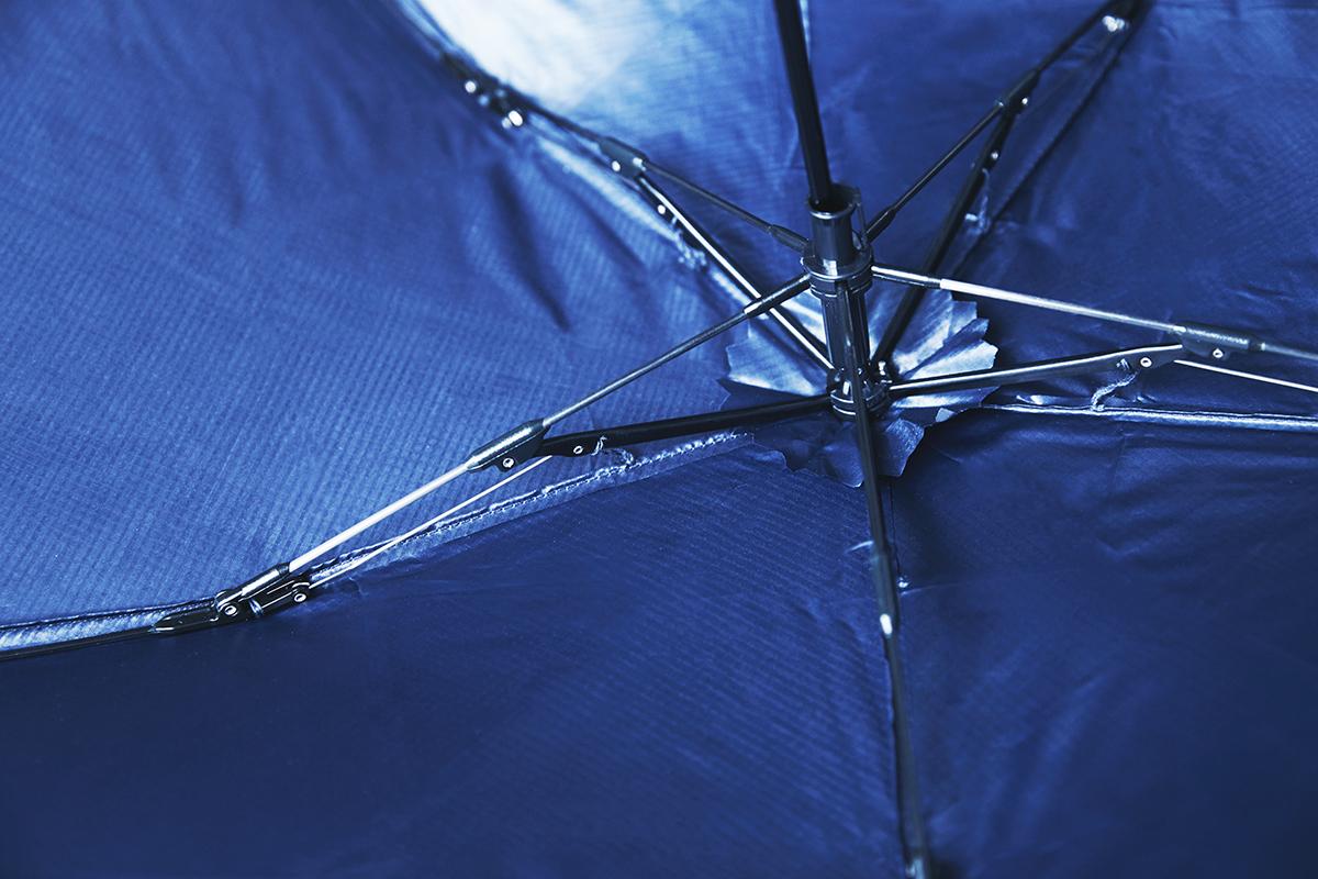 軽量フレーム|水はじきバツグン、極細なのに耐風構造の「世界最軽量級折りたたみ傘」|Pentagon72
