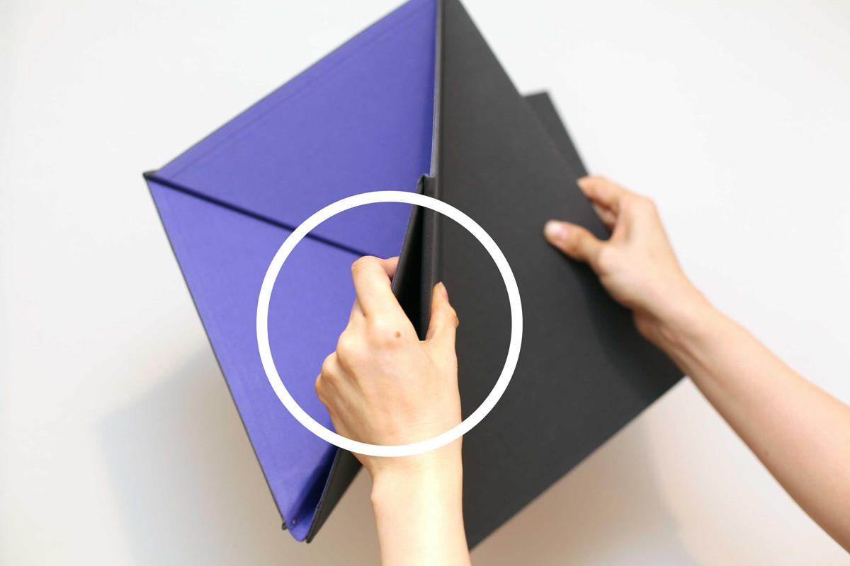 折りたたみ方も覚えれば簡単なスタンディングデスク Levit8