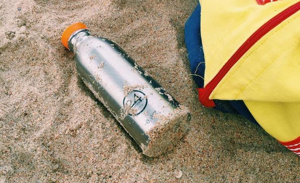 水分補給に持ち歩きたくなる、超軽量でスタイリッシュでお洒落なステンレスボトル | URBAN BOTTLE  1,000ml