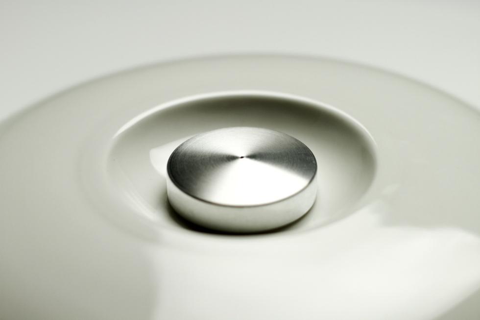 お洒落で温かい陶器の湯たんぽ