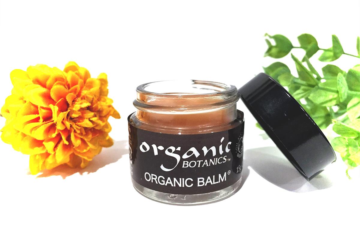 Soil Association(英国土壌協会)認定の100%オーガニックバーム|organic BOTANICS