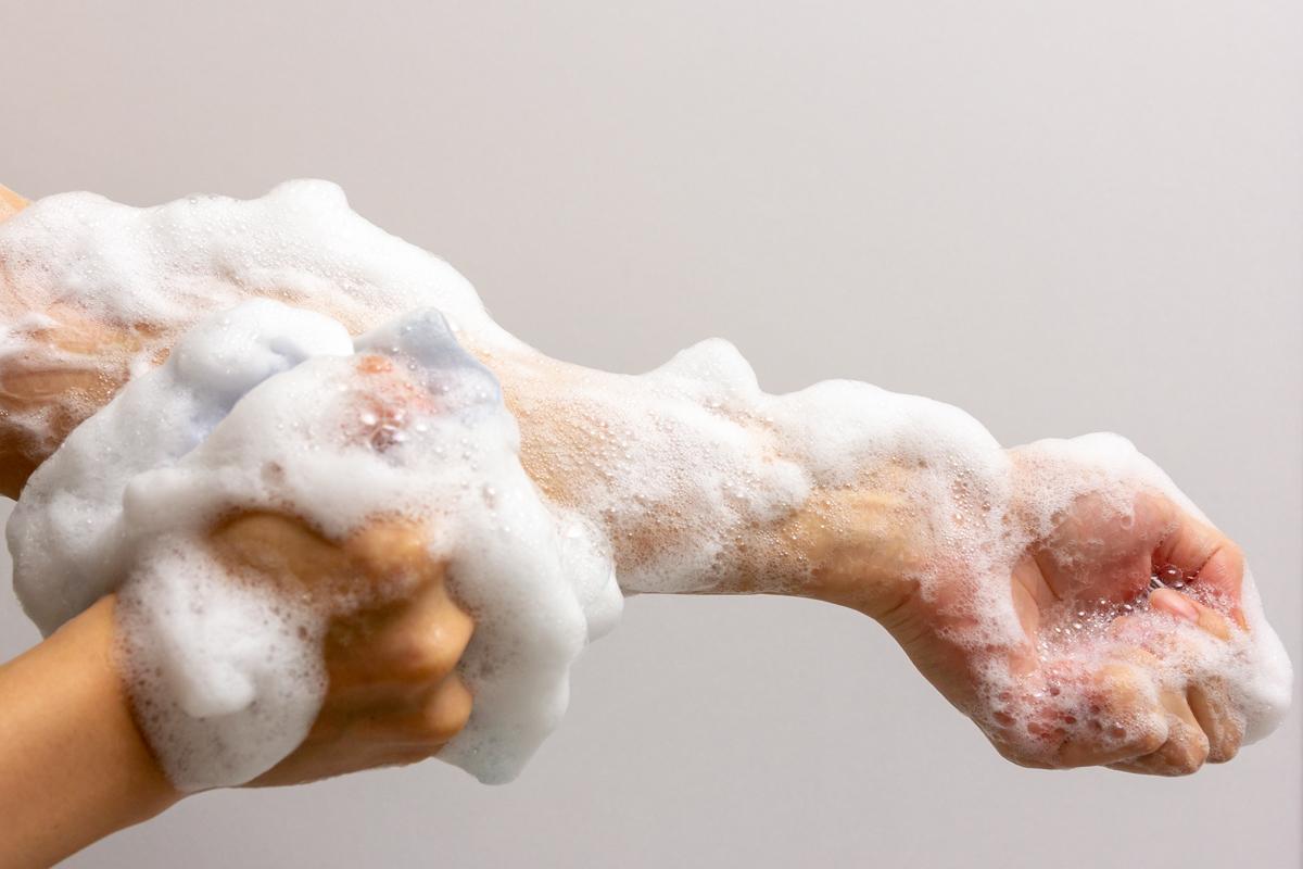 おすすめの泡パック|これ1本で全身洗えて、肌も髪もしっとり潤うシャンプー|Jam Label