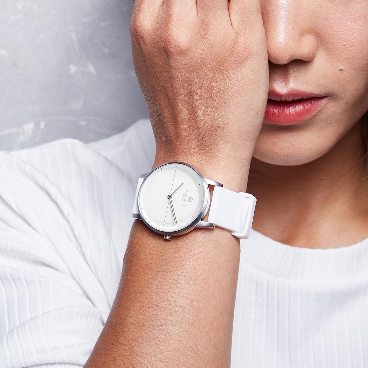 《フィットネスタイプ》24時間、あなたの活動量も睡眠も見守ってくれるスマートウォッチ|noerden