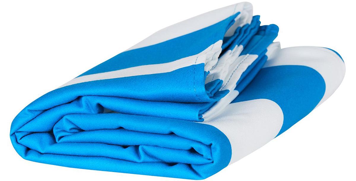 シドニー・ボンダイビーチの青(Bondi Blue)|水をサッと吸収、砂がつかないマイクロファイバー製のカラフルタオル(ビーチタオル)|DOCK & BAY