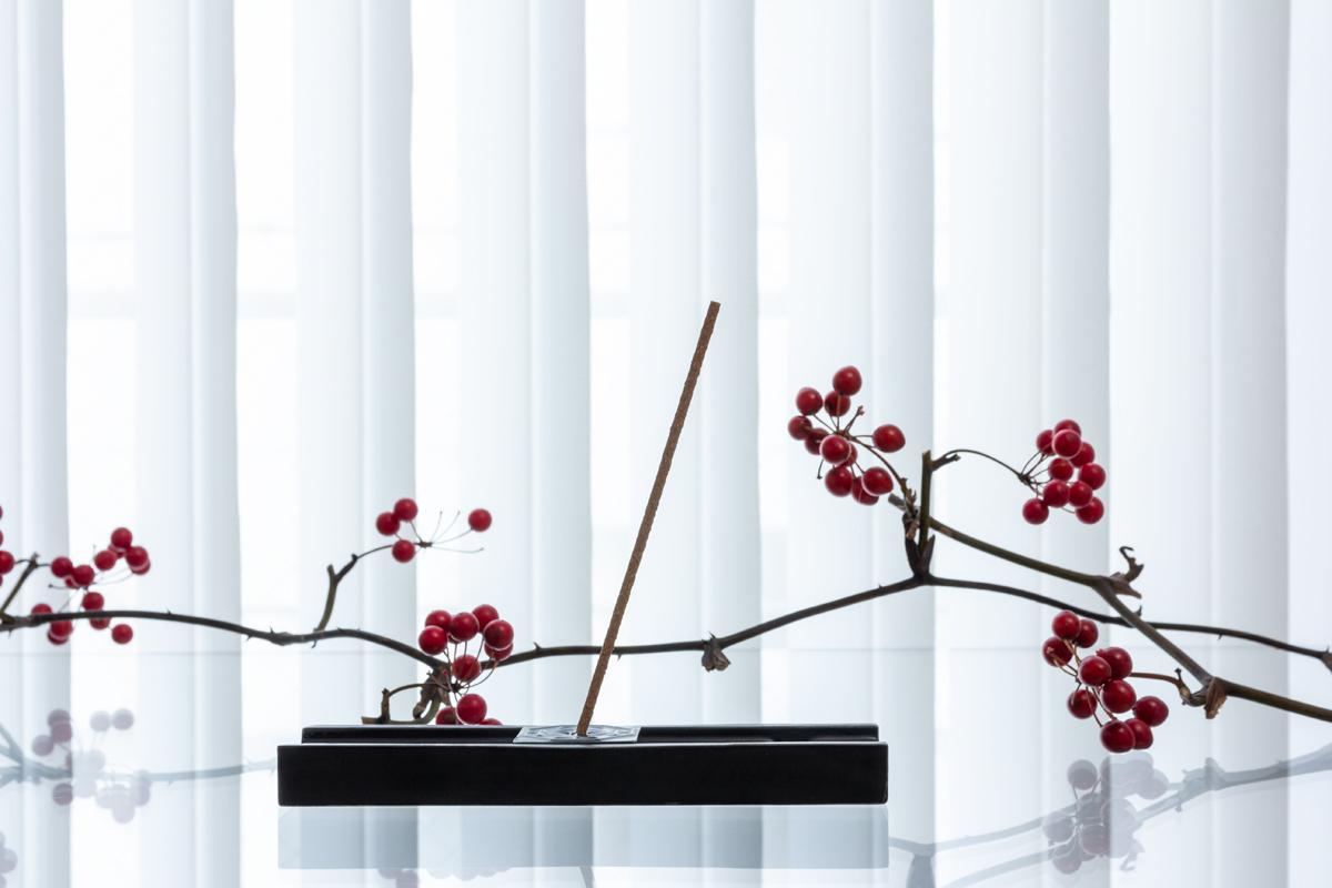 日本人の心で描くことのできる「癒しの景色」を表現したインセンススティック(お香)|KITOWA