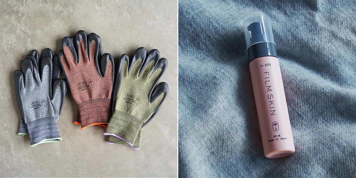 『tet.』のかわいい作業用手袋(workers gloves)や、新感覚ハンドジェル(tet.フィルムスキン®)が売れに売れています。バンドソープ(液体石鹸)|tet. hand soap REFRESH(テト ハンドソープ リフレッシュ)
