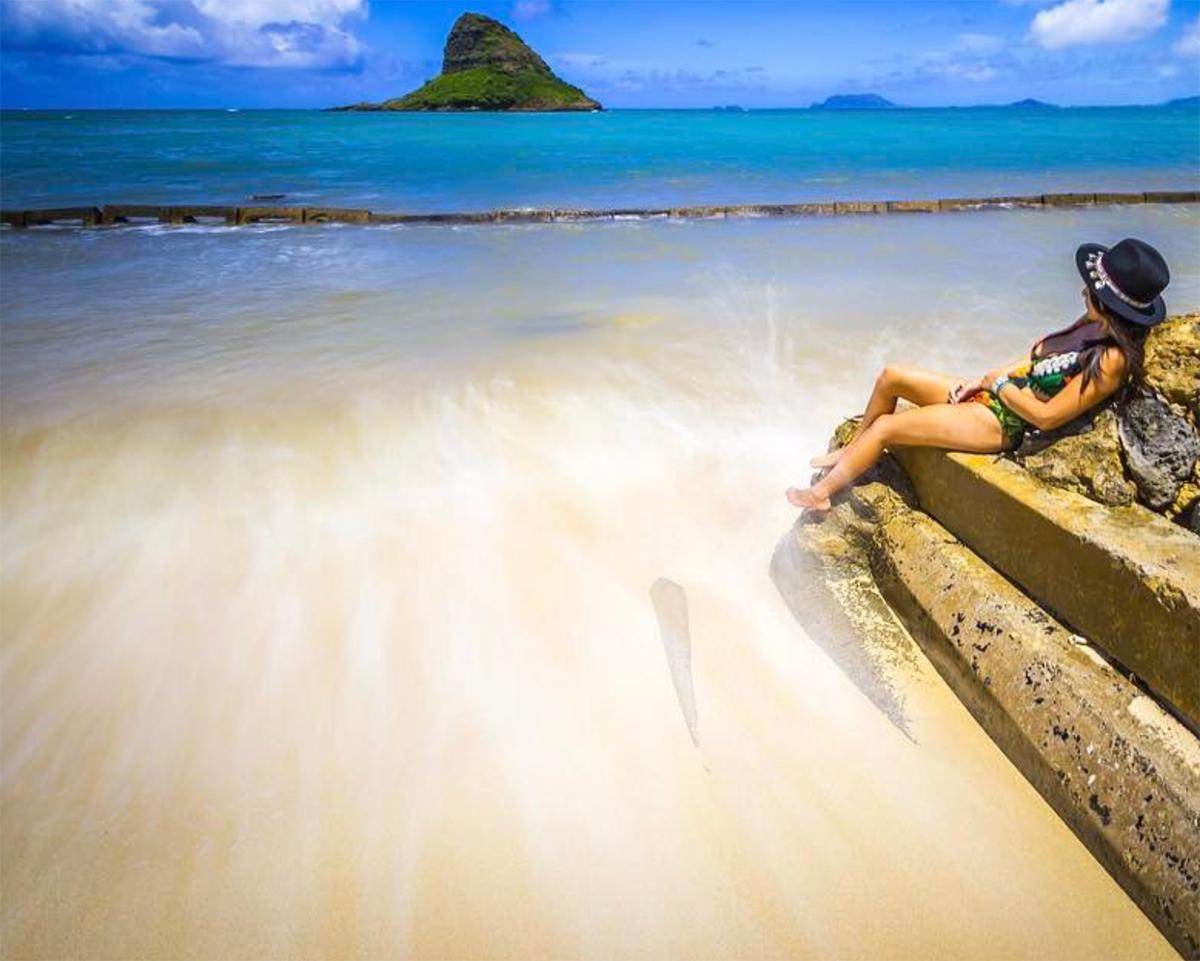 ハワイのカルチャーが散りばめられたロハスなビーチサンダル