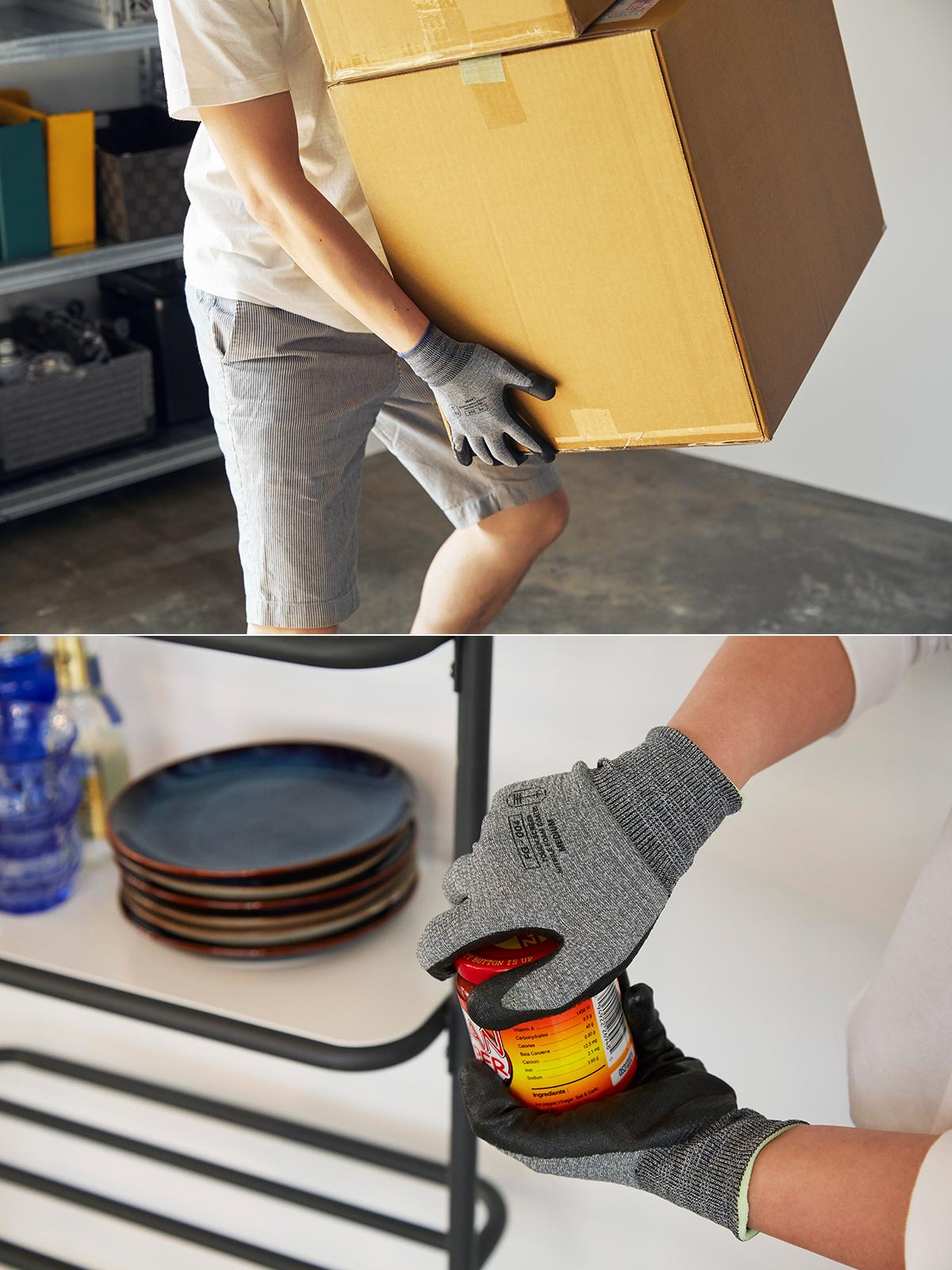 使い勝手のよい、プロ向け作業用手袋を、私たちのふだんの暮しでも、楽しみながら使えるように、『workers gloves』は、毎日の服に合せやすいデザインへ、生まれ変わりました。スマホを触れる。ネジもつまめる抜群のフィット感で、指先がスイスイ動く「作業用手袋」|workers gloves(ワーカーズグローブ)