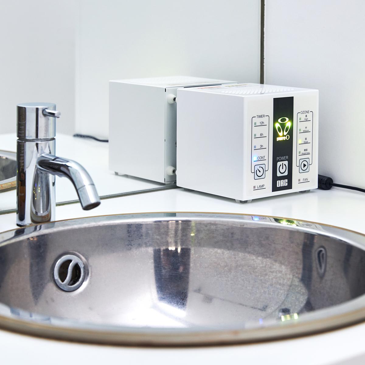 諏訪の職人たちの手技が生んだ逸品(4)日本初、特許のUVランプでウイルス・菌を不活化させる「オゾン発生器・間接照明ランプ」|RoomiAir