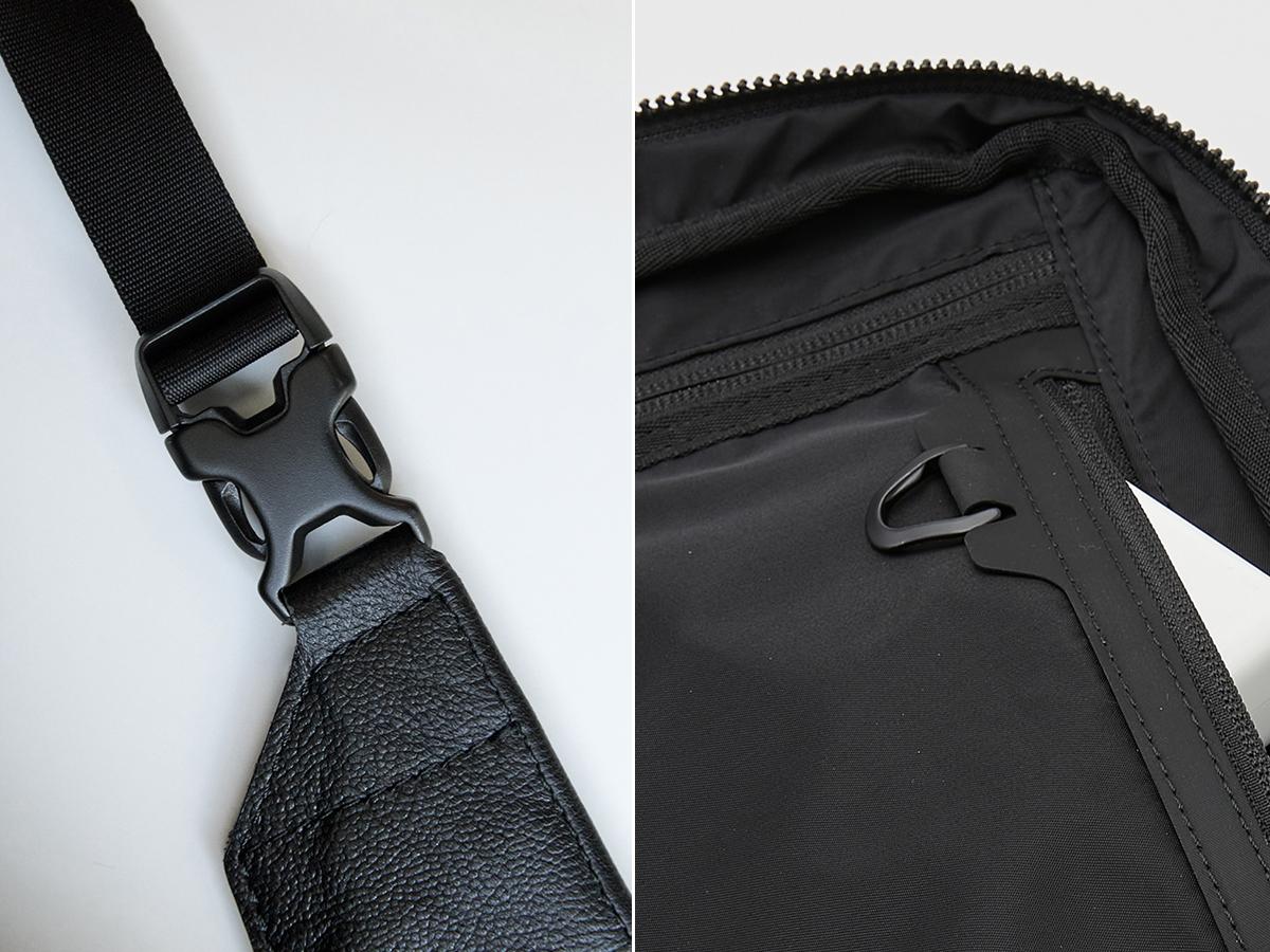 重さを感じにくい設計 防水レザー、超軽量、直感ポケット付きの日本製レザーバッグ PCバッグ・トートバッグ・リュック・バックパック FARO(ファーロ)
