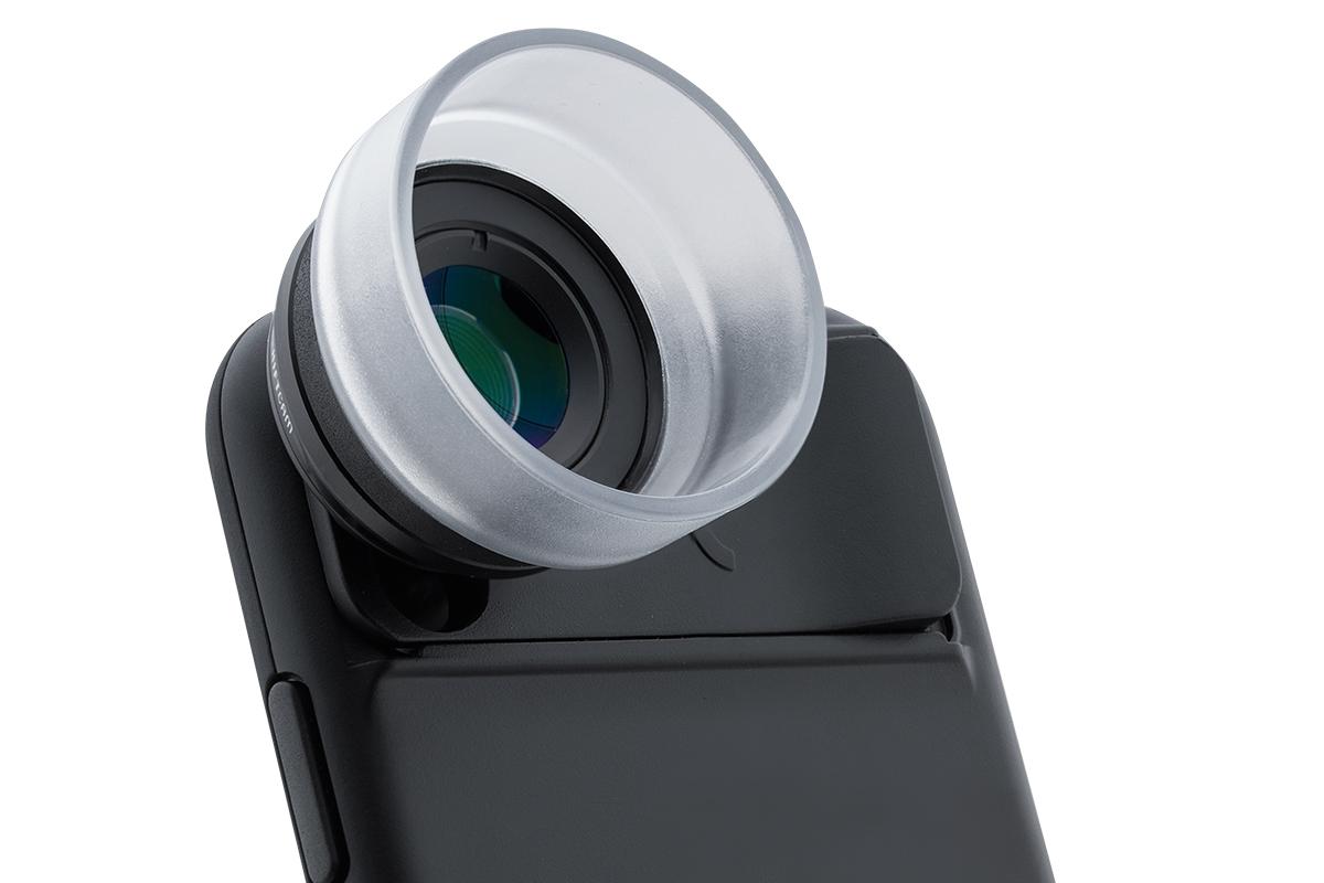 プロ・マクロレンズ|一眼レフのような本格撮影を、iPhoneカメラで実現!6種類のレンズ・バッグ付きのコンプリートセット | ShiftCam 2.0