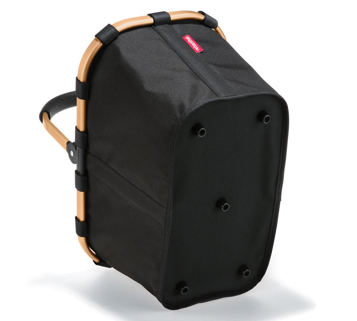 防水機能付きの買い物バッグ兼バスケット|reisenthel