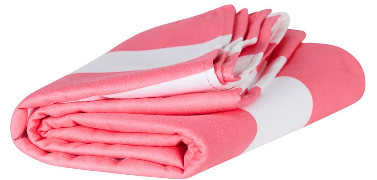 インドネシア・クタビーチのピンク(Kuta Pink)|水をサッと吸収、砂がつかないマイクロファイバー製のカラフルタオル(ビーチタオル)|DOCK & BAY
