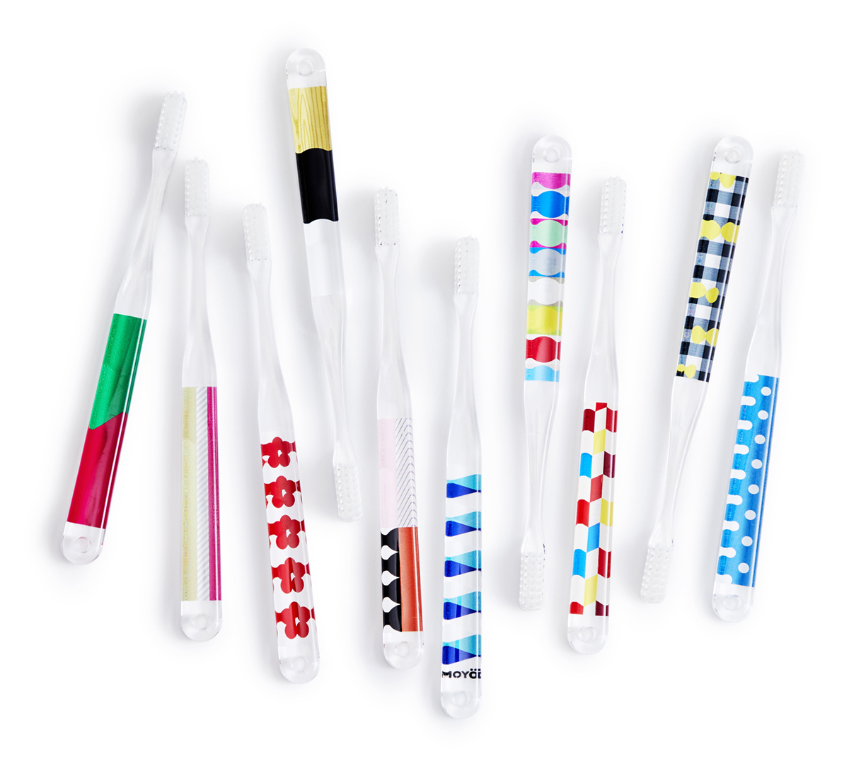 歯科医が設計した、おしゃれな歯ブラシ|MOYÖ(大人用)