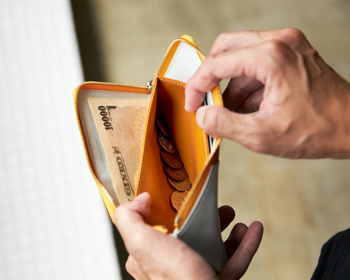 日本製の繊細で高度な職人技。無理なくミニマムを極めた、「薄い財布」の傑作(長財布、二つ折り財布、パスケース、カードホルダー) ALBERTE