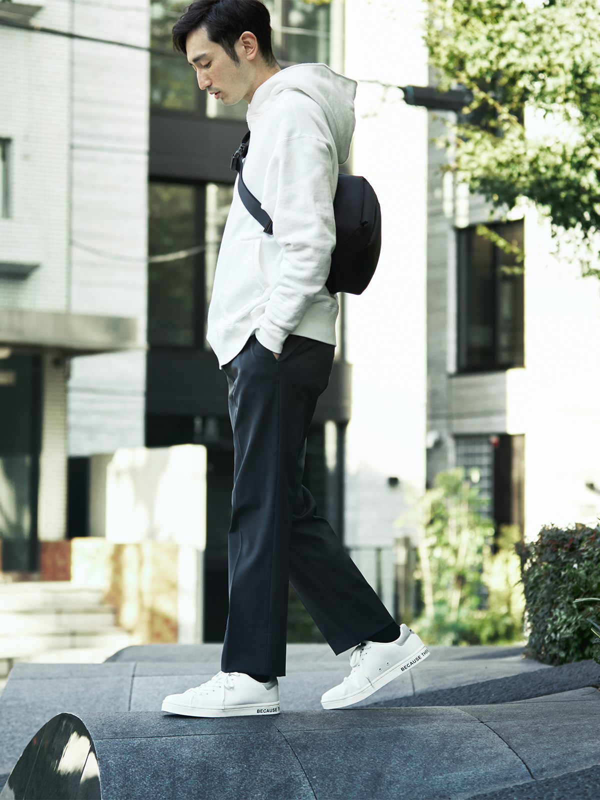 サスティナブルでエコなファッションブランドECOALF(エコアルフ)のスニーカー