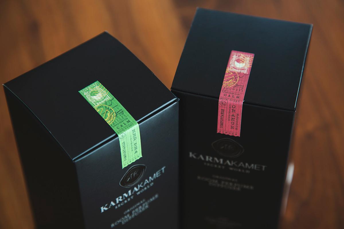 「心地いい記憶」を調香した、モダンな香り。ディフューザー|タイ王室御用達のアロマブランド『KARMAKAMET(カルマカメット)』