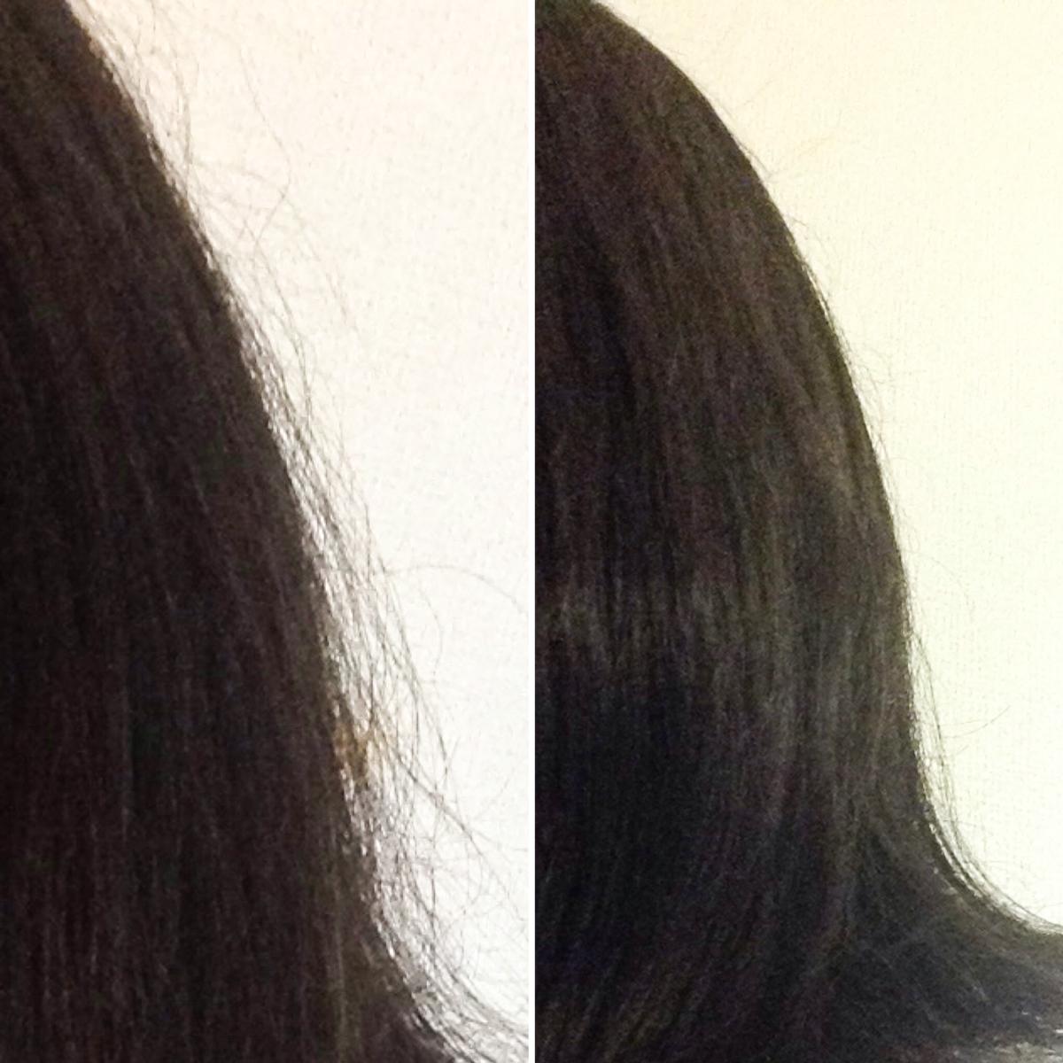 比較2|熱も電気も不要。氷で髪の潤いをキープする「氷点下アイロン」|inverse