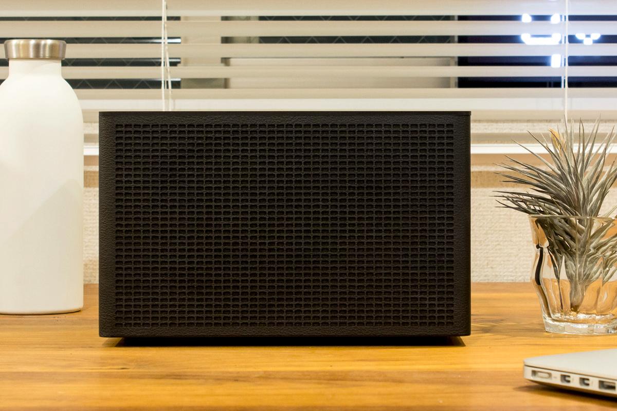部屋のどこに置いてもしっくり馴染むHi-Fi オーディオ《Acustica Lounge》|GENEVA