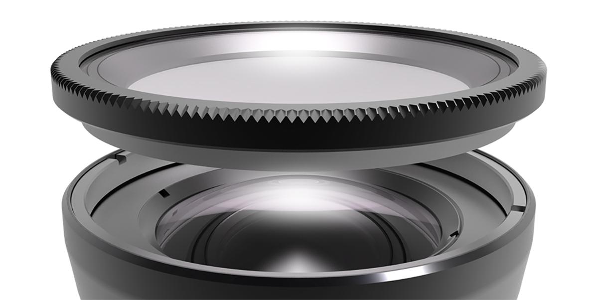 CPLフィルター|一眼レフのような本格撮影を、iPhoneカメラで実現!6種類のレンズ・バッグ付きのコンプリートセット | ShiftCam 2.0