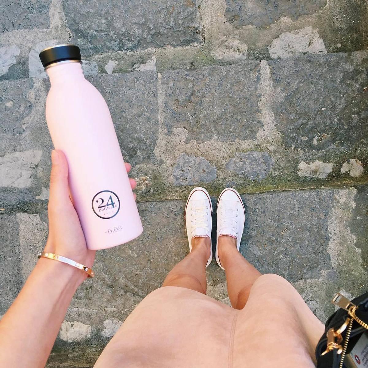 毎日持ち歩きたくなる、色柄豊富なイタリアンデザインのマイボトル|24Bottles(トゥエンティーフォーボトルズ)
