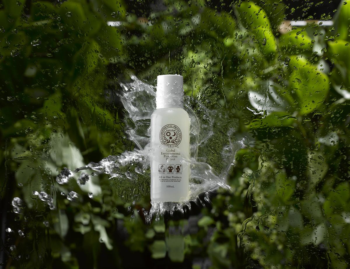 髪と肌にいいだけでなく、時短やコスト削減、水や環境への配慮も叶う、ミニマムなオールインワンシャンプー|Jam Label