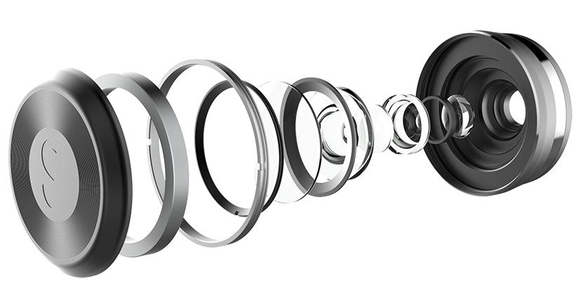 歪みが無い感動が倍増するプロレンズ、6種類のレンズ+広角プロレンズのトラベルセット | ShiftCam 2.0