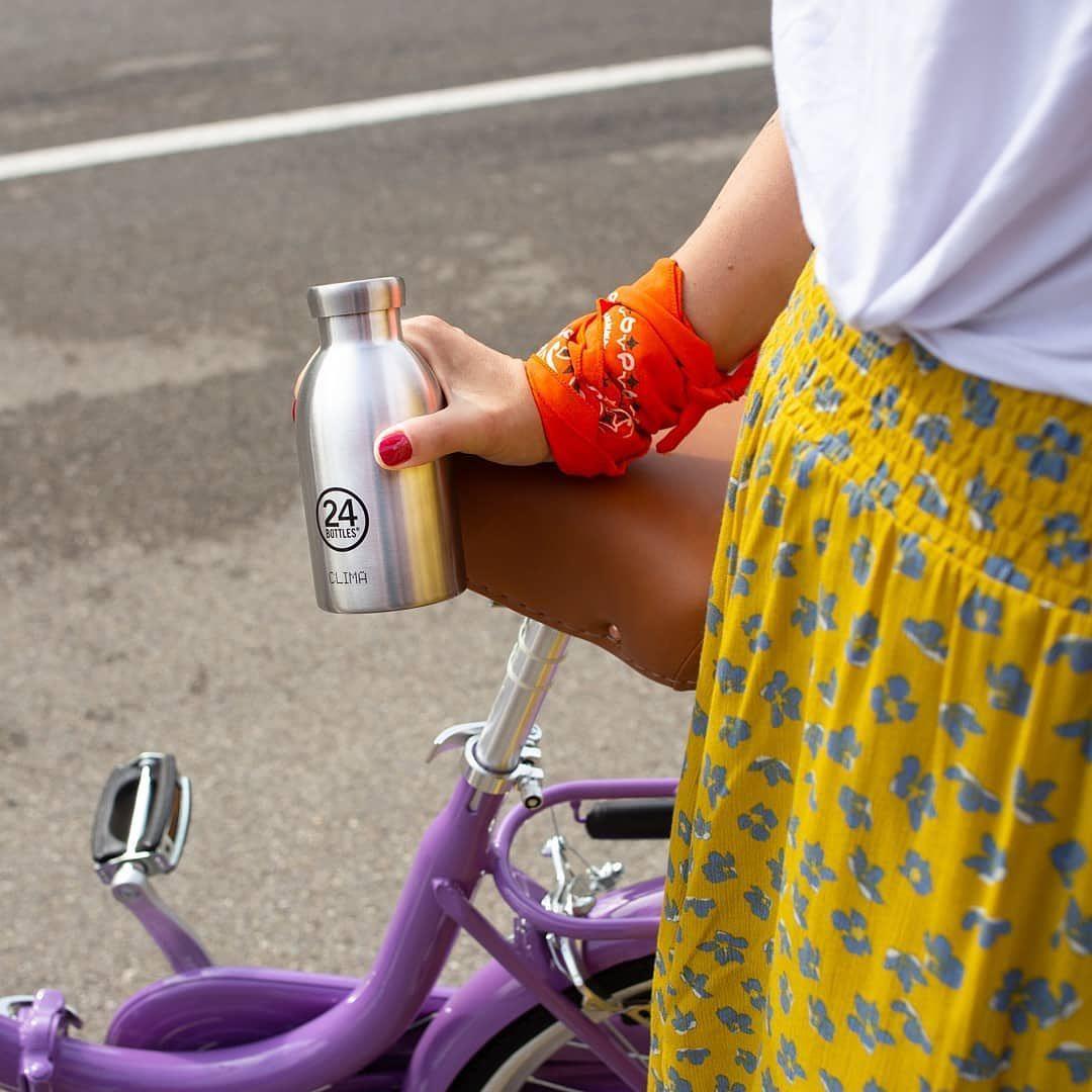 使うたびにプラスチックの削減、二酸化炭素(CO2)を削減できる、環境に優しいエコフレンドリーな「マイボトル・タンブラー・水筒」|24Bottles(トゥエンティーフォーボトルズ)』