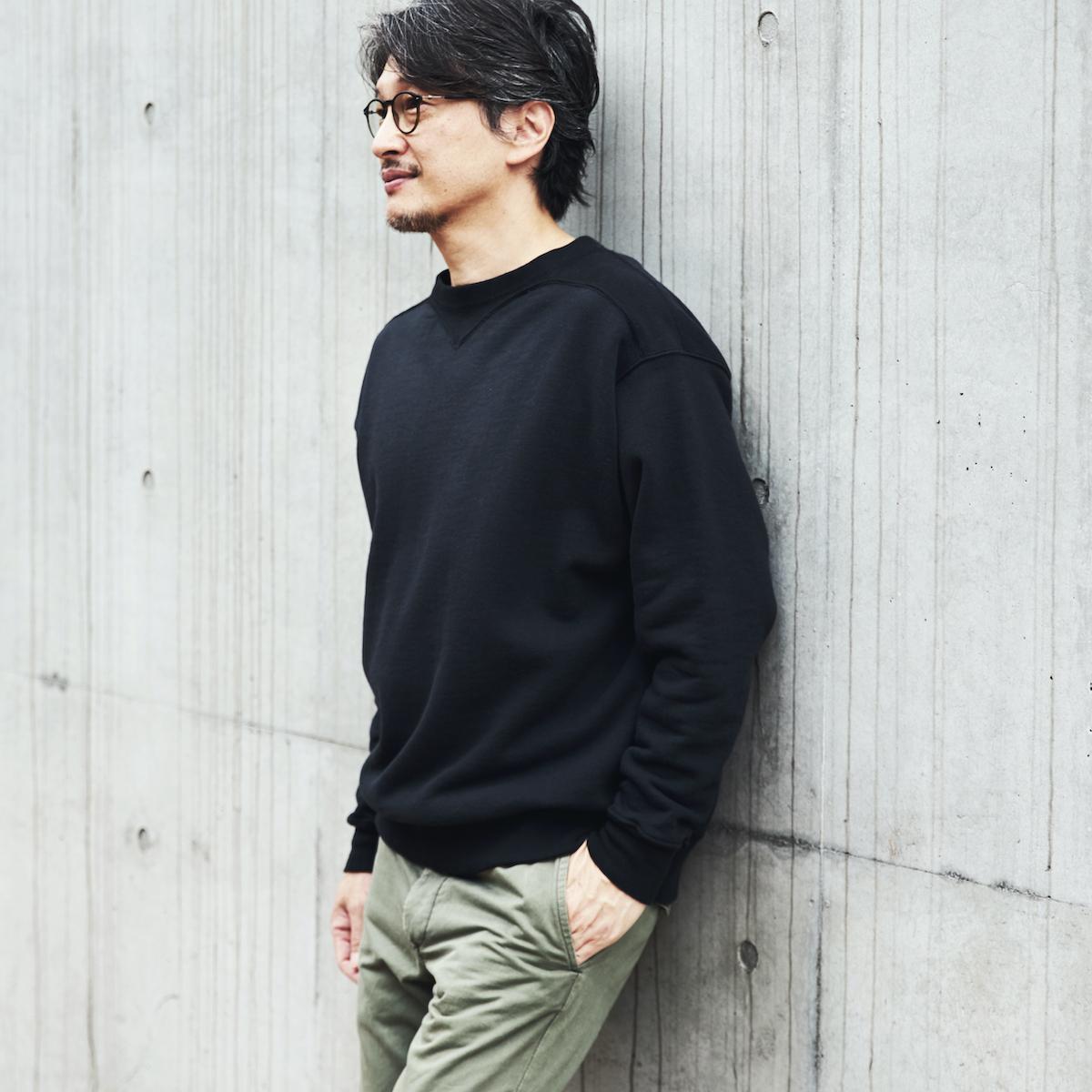 幻の黒を、いまの染色技術で復活。スポルディング社の名作から、現存していない「ブラック」をMade in Japanで「フットボールシャツ」|A.G. Spalding & Bros