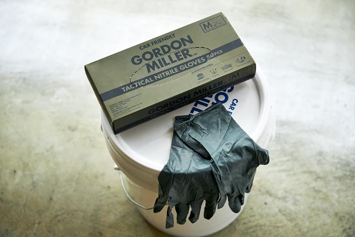水仕事、力仕事など家事やDIYに。スタイリッシュでおしゃれな掃除道具。カー用品のオートバックスから生まれた『GORDON MILLER』(ゴードンミラー)