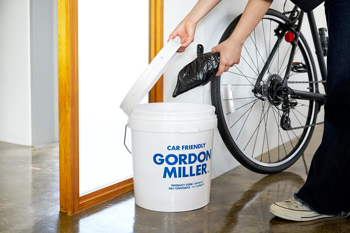 DIY、園芸、掃除にとマルチに使える。車用品のオートバックスから生まれたプロ仕様。スタイリッシュでオシャレな気分が上がる掃除道具。カー用品のオートバックスから生まれた『GORDON MILLER』(ゴードンミラー)