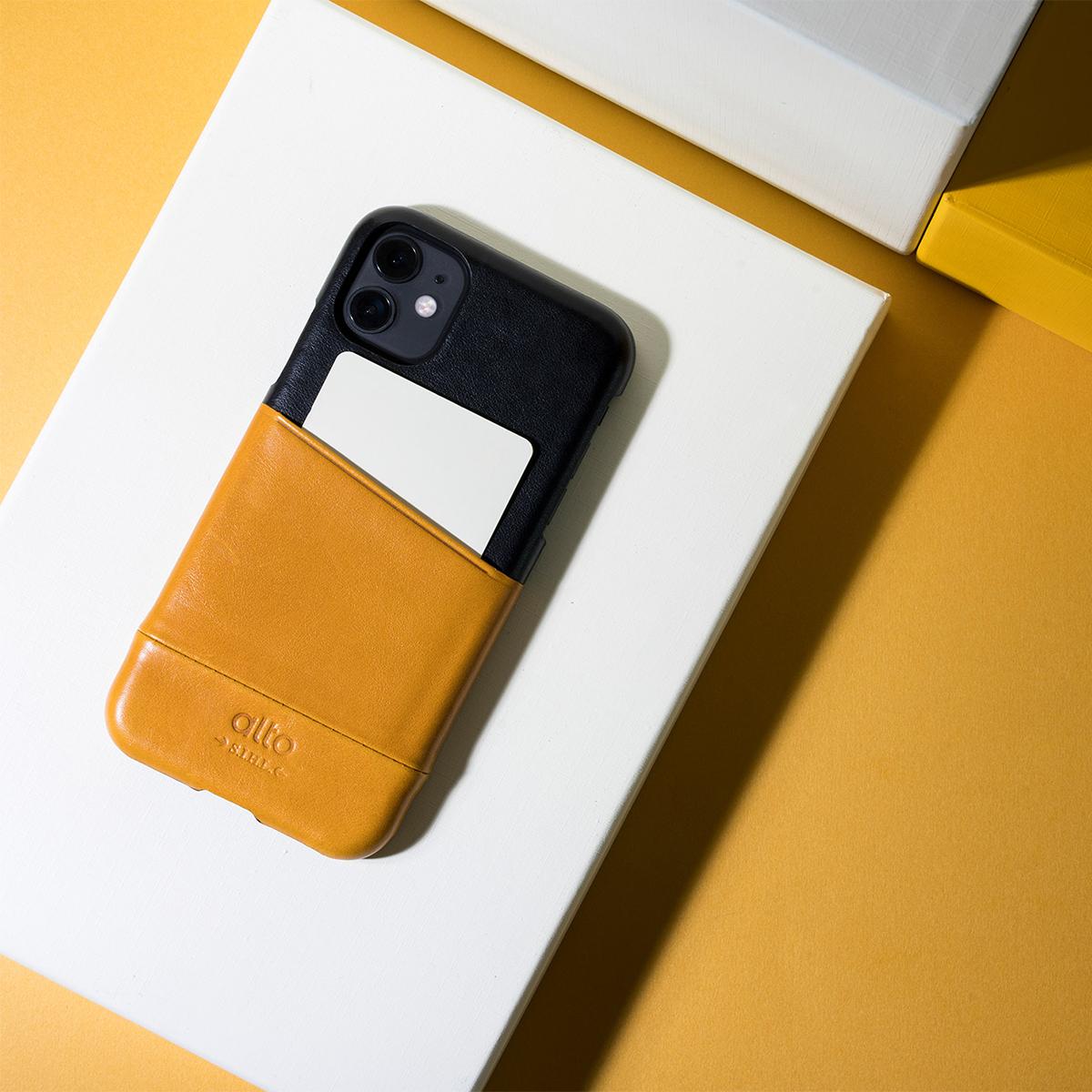 革作りから完成まで職人の手仕事にこだわったiPhoneケース|Alto