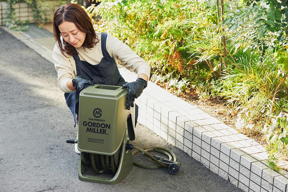 家事やDIYにぴったりな機能的で丈夫な掃除道具。カー用品のオートバックスから生まれた『GORDON MILLER』(ゴードンミラー)