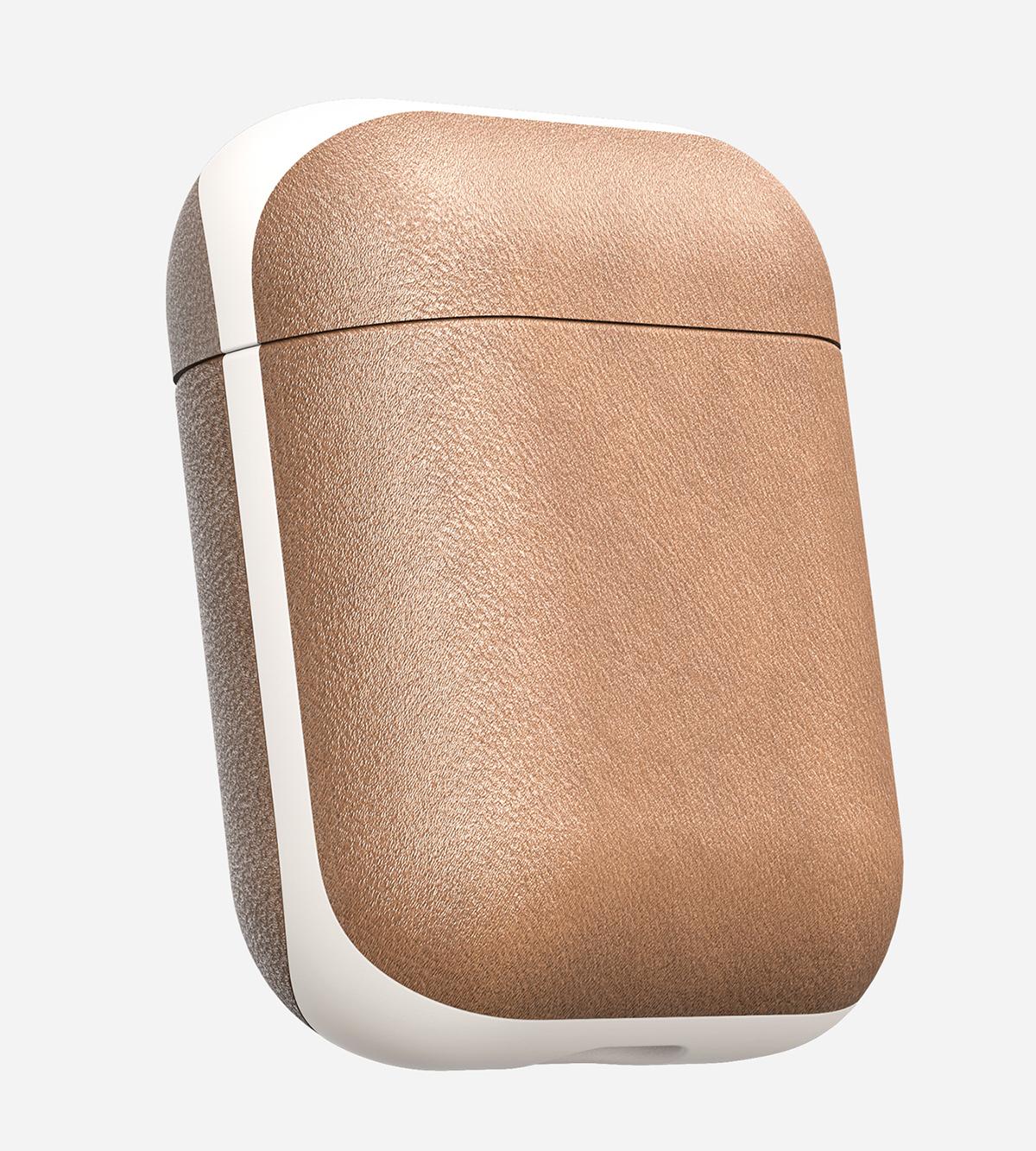 ポリカーボネートの骨組み|一緒に過ごすほど愛着が深まる、機能美が生んだ快適設計のAirPodsケース・Apple Watchバンド|NOMAD