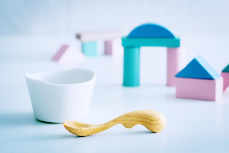 お子さんやお孫さんのギフトに。子どものお箸の練習になるスプーン|エレファントスプーン