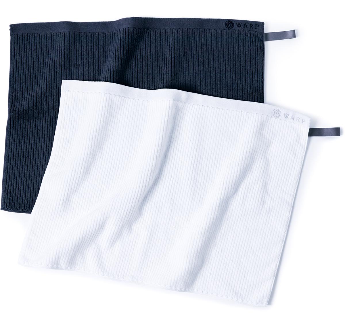 医師のアイデアと、タオルの老舗の技術から生まれた、いつも気持ちいい清潔タオル。酸化チタンと銀の作用で、生乾き臭・汗臭の菌を分解する「タオル」|WARP