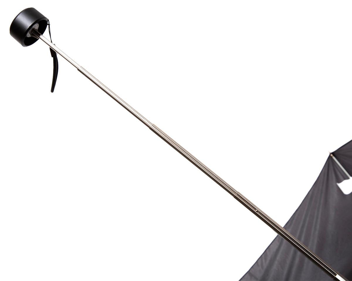 ステンレスは軽く、強く、錆びにくいため、最短直径4mmまでの極細仕上げが実現。骨折れしにくいよう、8つの角を設けた形状も頼れるポイントです。わずか17cmの世界最小級折りたたみ傘「マイクロ傘」|スギタ