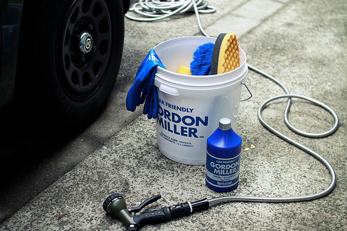 掃除にDIYにマルチに使える。車用品のオートバックスから生まれたプロ仕様。スタイリッシュでオシャレな気分が上がる掃除道具。カー用品のオートバックスから生まれた『GORDON MILLER』(ゴードンミラー)