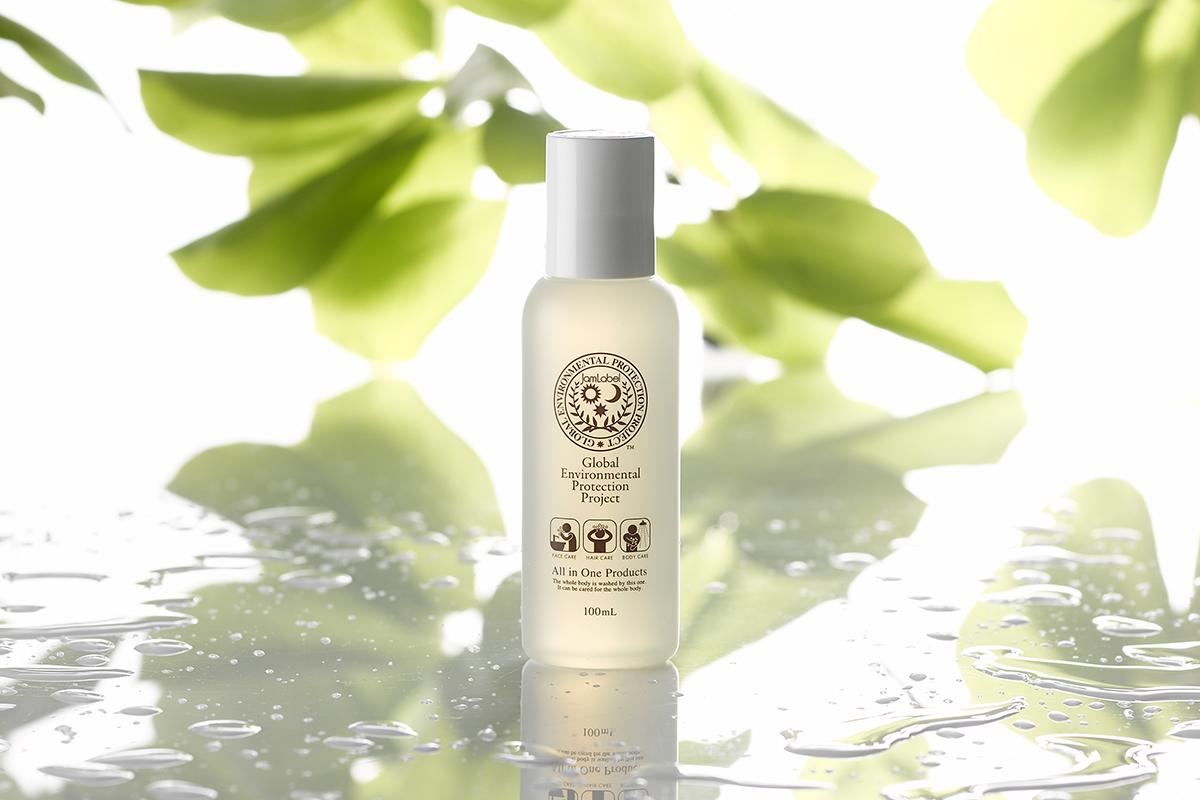 髪・肌はもちろん自然環境にも優しい、これ1本で全身洗えて、肌も髪もしっとり潤うシャンプー|Jam Label