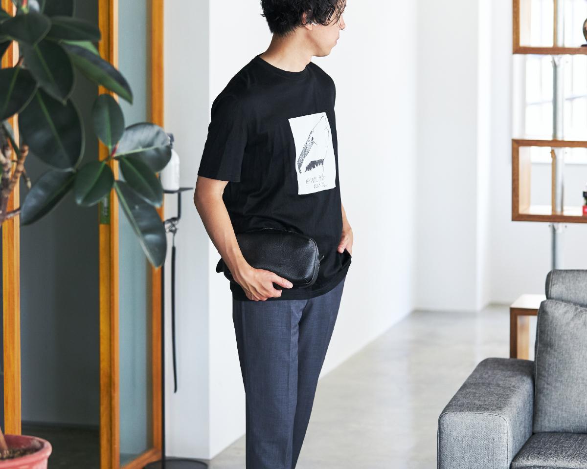 研ぎ澄まされたデザインが、あなたの脳内を整理整頓、考えごとをスムーズに、所作をスマートにする 防水レザー、超軽量、直感ポケット付きの日本製レザーバッグ PCバッグ・トートバッグ・リュック・バックパック FARO(ファーロ)